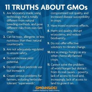 GMO's Truths