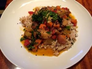Fall Veggie Curry